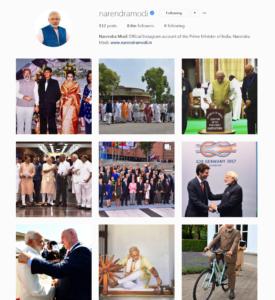 How Prime Minister Narendra Modi became social media leader ? 6 The Digital Chapters
