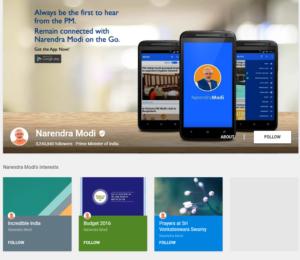 How Prime Minister Narendra Modi became social media leader ? 7 The Digital Chapters