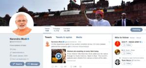 How Prime Minister Narendra Modi became social media leader ? 2 The Digital Chapters