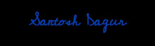 About Santosh Singh Dagur 15 The Digital Chapters